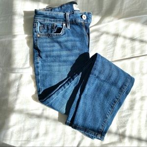 Jessica Simpson High Rise Ankle Jeans 26